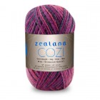Zealana Cozi Sock Yarn CP-07-BERRY-BRAMBLE