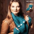 free knitting patterns, free crochet patterns, buy crocket yarn nz, buy knitting wool nz, knitting gloves and v-scarf pattern