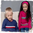 Free-Knitting-Pattern-KIDDIES-STRIPED-RIB-PULLOVER