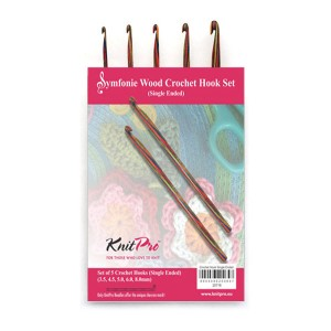 KNITPRO Double Ended Crochet Set
